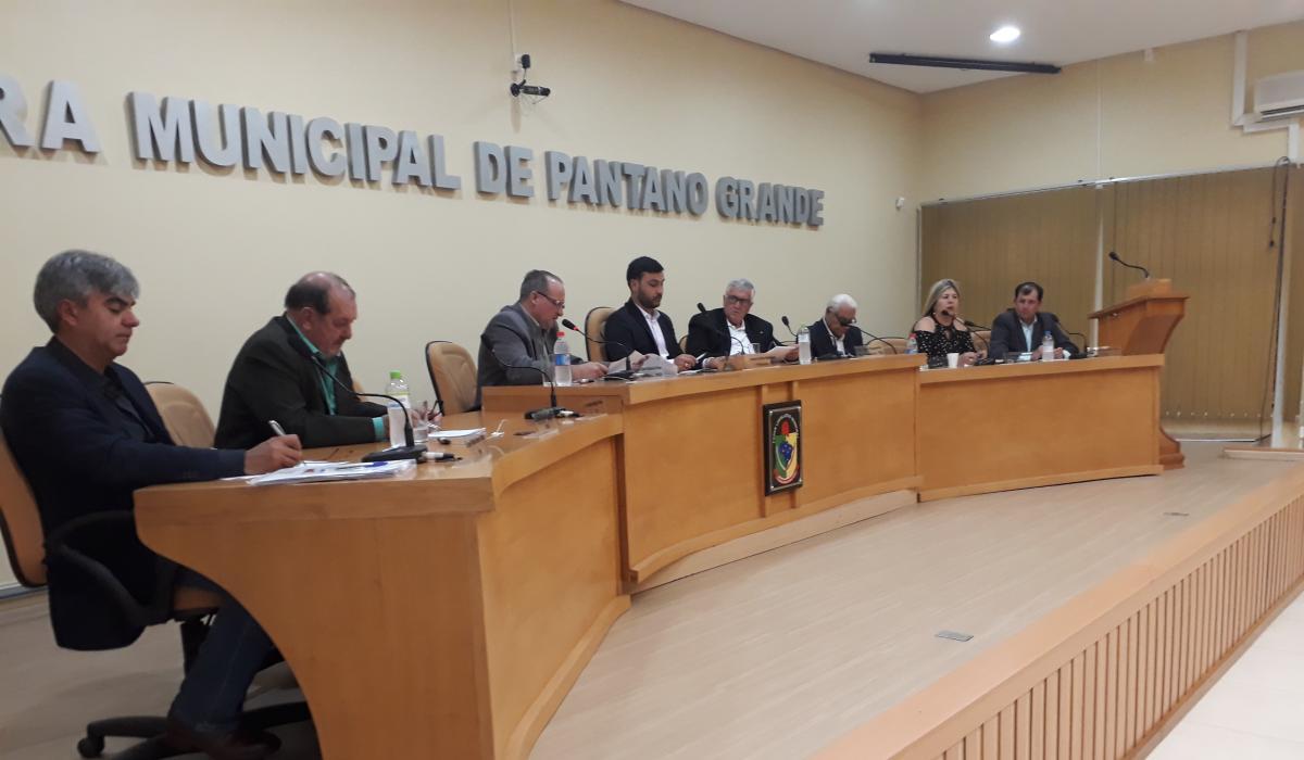 Câmara realiza Sessão Extraordinária